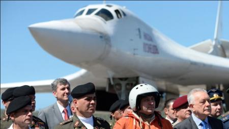La Casa Blanca y el Kremlin se critican mutuamente por el envío de bombarderos rusos a Venezuela