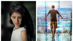 Una niña maltratada en un ascensor recibe un consejo de un extraño que le cambió la vida