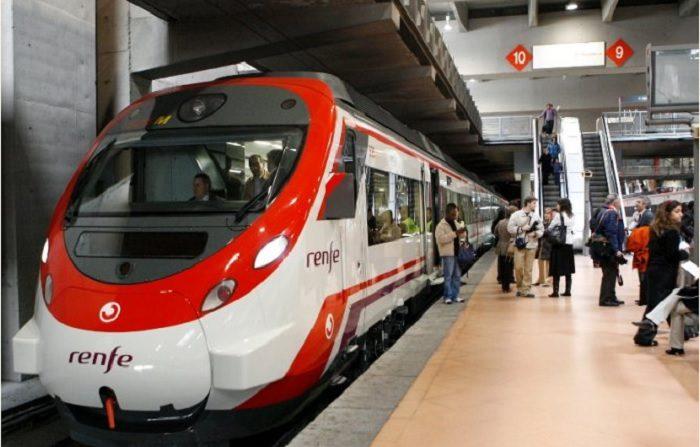 Fotografía de un tren Renfe Cercanías Madrid. EFE