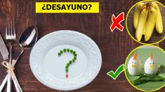 ¡Cuidado con lo que comes en el desayuno! Estos alimentos te causan más daño que bien