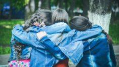 Estas mujeres confirman que la amistad es un tesoro y perdura por siempre, ¡no importa lo que pase!