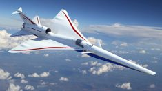 La Nasa promete un avión supersónico de pasajeros para 2021 que te llevará en un instante a tu destino