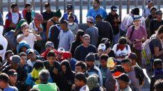Migrantes de la Caravana han estado irrumpiendo en hogares de Tijuana
