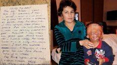 Niño de 5 años, conmovió a millones con carta: pidió una nueva cara tras quemarse en incendio