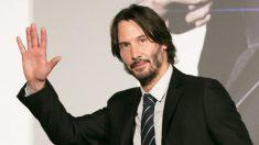 Keanu Reeves financia en secreto hospitales para niños