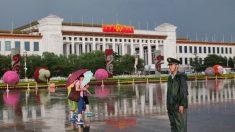 George H.W. Bush envió una delegación secreta a China después de la masacre de Tiananmen en 1989