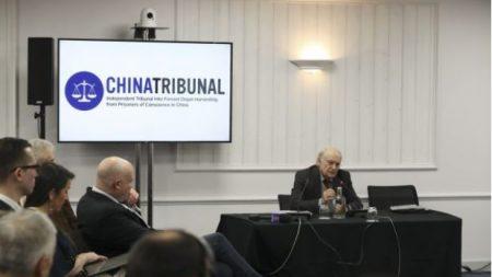 Tribunal en Londres investiga denuncias de sustracción de órganos en China