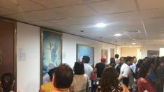 Gobierno de Perú censura muestra de pinturas sobre derechos humanos el mismo día que recibe donación de China