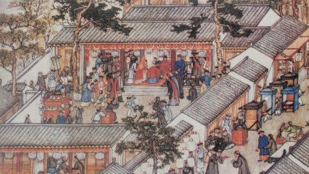 Antiguas historias chinas: Un milagro después de 100 actos de tolerancia