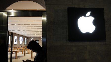 Apple revisa a la baja sus expectativas de ventas para primer trimestre 2019