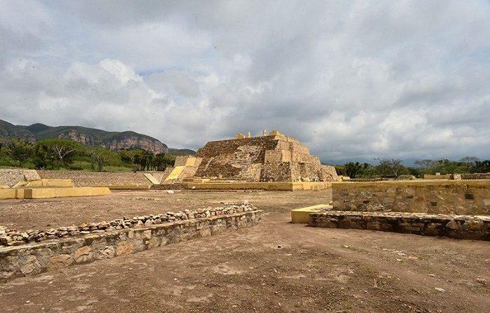 Descubren el primer templo dedicado a Xipe Tótec en México. EFE/INAH/SOLO USO EDITORIAL