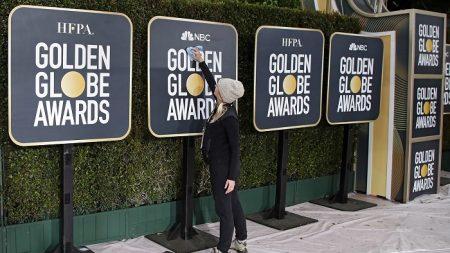 Hollywood se cita hoy en la 76 edición de los Globos de Oro