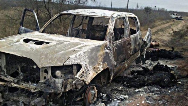 Encuentran 20 cadáveres, 17 de ellos calcinados, en el noreste de México