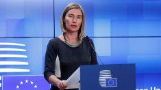 La UE se suma al Grupo de Lima en el repudio a la investidura de Maduro
