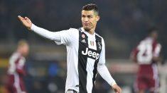 Policía de Las Vegas pide una orden para obtener el ADN de Cristiano Ronaldo