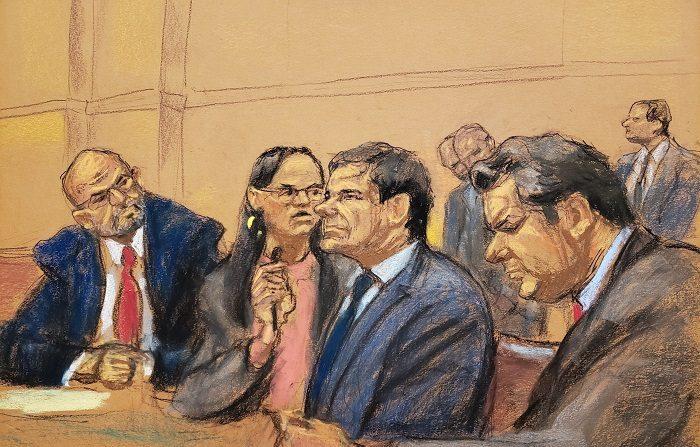 Finaliza el interrogatorio al informático que vendió datos del Chapo al FBI