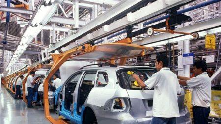 México elevó exportaciones de automóviles a EEUU