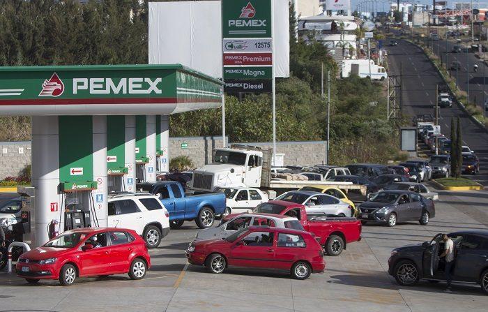 "Pemex dice que no dará ""marcha atrás"" contra robo de combustible en México"