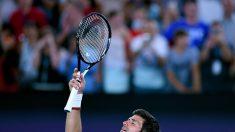Tenis Abierto de Australia: Djokovic y Zverev se estrenan a la altura de Nadal y Federer