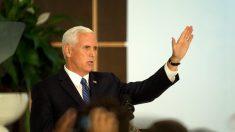 Mike Pence reitera por teléfono a Juan Guaidó el