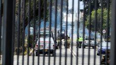 Al menos ocho muertos y 10 heridos por un coche bomba en la Escuela de la Policía en Bogotá