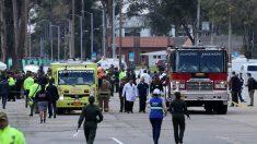 Por atentado en Bogotá de carro bomba gobierno colombiano responsabiliza al ELN, 21 muertos
