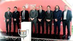 Copa del Rey: Sevilla-Barcelona y Real Madrid-Girona, en cuartos de final