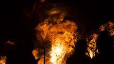 México: Toma clandestina de combustible explota en Hidalgo y deja 29 muertos y 61 heridos