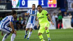 "Liga Española, Barcelona-Leganés ""Es un partido fundamental"""