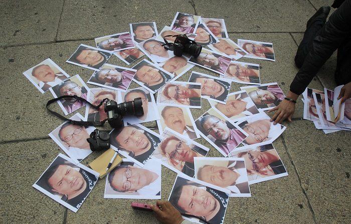 El periodista Rafael Murúa Manríquez, director de una radio comunitaria en el noroccidental estado mexicano de Baja California Sur, fue encontrado muerto este domingo con signos de violencia, informaron hoy organizaciones gremiales. EFE/Mario Guzmán