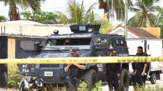 Taxistas en México fingen una pelea para secuestrar a los 3 hijos de una pasajera