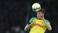 """El club de fútbol Cardiff City, """"preocupado"""" por Emiliano Sala, que viajaba en avión desaparecido"""