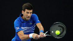 """Tenis Abierto de Australia Djokovic: """"Pouille tiene mucho potencial y tendría que estar en el top 10"""""""