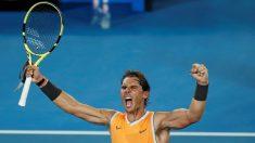 Abierto de Australia: Nadal desactiva a Tsitsipas y alcanza su quinta final en Melbourne