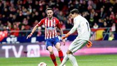 El Atlético derrota al Getafe (2-0) y sigue presionando al Barcelona