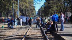 Sindicato de maestros desbloquea red ferroviaria en el oeste de México