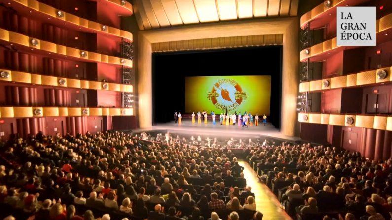 Político europeo condena la presión ejercida por China para cancelar Shen Yun en España