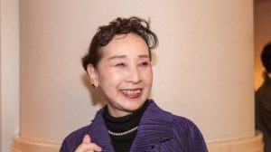 Bailarina Japonesa de renombre internacional es cautivada por la actuación de Shen Yun
