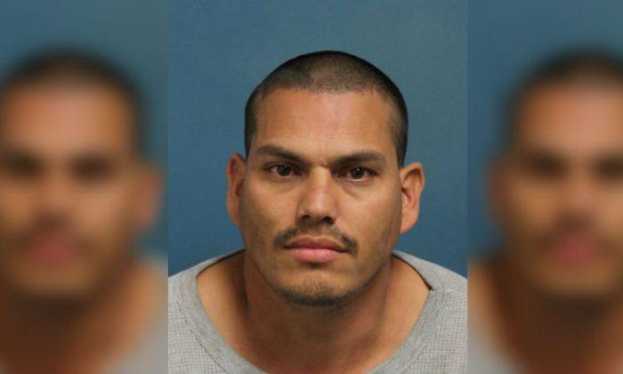Macario Cerda, de 39 años, fue sentenciado a 401 años de prisión perpetua por delitos sexuales violentos. (Oficina del Fiscal de Distrito del Condado de Tulare)