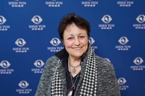 Barbara Rosenblat, la narradora con voz de oro: 'el talento de Shen Yun es del más alto nivel'
