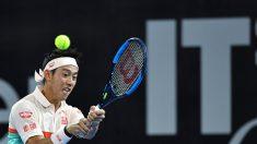 Nishikori elimina a Dimitrov y se enfrentará a Chardy en las semifinales