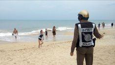 El sur de Tailandia en alerta ante la llegada de la tormenta Pabuk