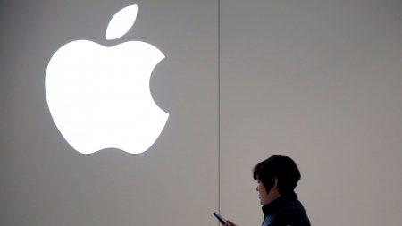 Apple se hunde un 10 % en su peor sesión entre síntomas de desaceleración