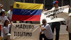 """Venezolanos piden a Bolsonaro que nos les deje """"solos"""" y presione a Maduro"""
