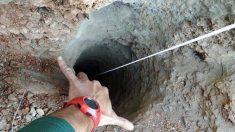 Abren un túnel para rescatar al niño atrapado en un pozo en el sur de España