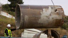 En Málaga España, realizarán entubado el túnel vertical para rescatar al pequeño Julen
