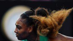 Serena gana Halep y avanza a los cuartos de final del Abierto de Australia