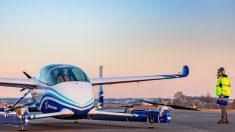 Boeing estrena su primer vehículo autónomo aéreo de pasajeros