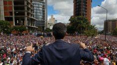 """Unión Europea presta su """"total apoyo"""" a Guaidó y pide elecciones creíbles inmediatamente"""