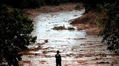 Se reanuda búsqueda de desaparecidos ante menor riesgo en presa de Brasil